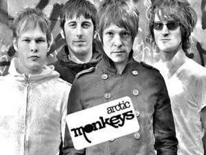arctic monkeys tribute band