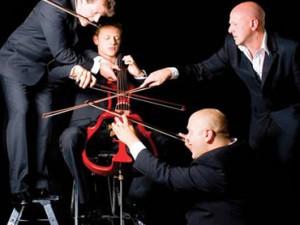 stringfever comedy strings