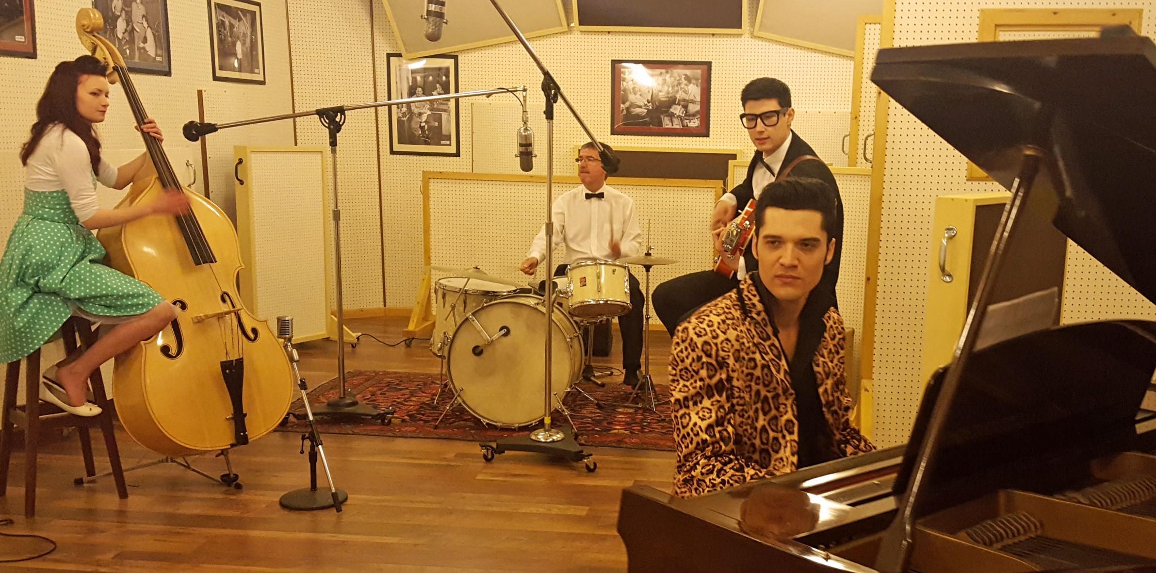 1950 wonderers band