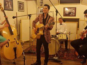 wonderers 1950s band