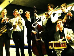 Dixie Jazz Band for hire