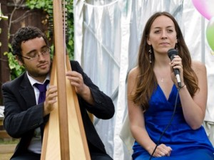 Harp for Hangovers Duo
