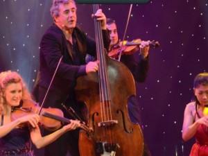 comedy string quartet hire