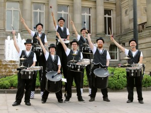 Drumming Band Hire
