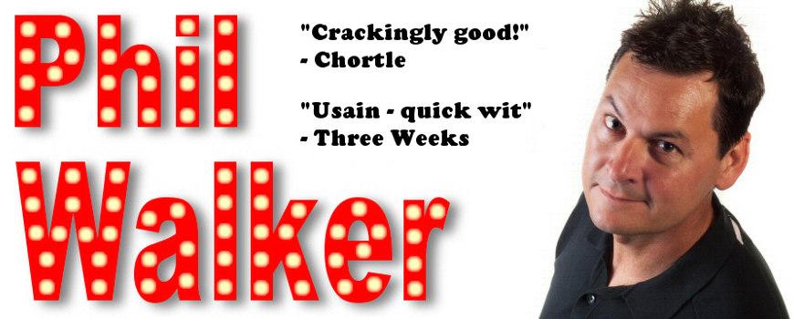 Phil Walker Comedian