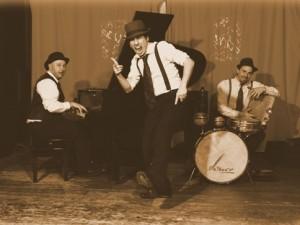 1920s theme band