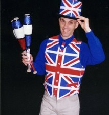 British Juggler Hire