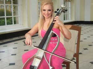 Electric Cellist hire