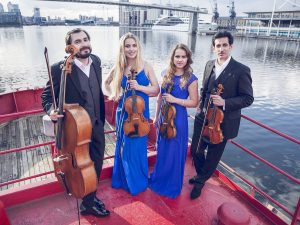 GIARDINO STRINGS Quartet