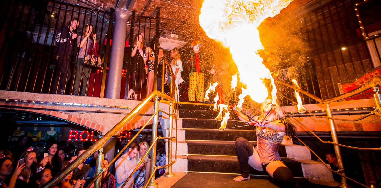 Fire Breather hire