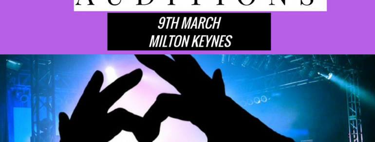 FRANKLIN JAMES MILTON KEYNES AUDITIONS | SOLO ACTS | BANDS | TRIBUTES
