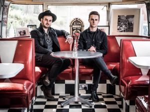 Country-Rock duo from Bristol