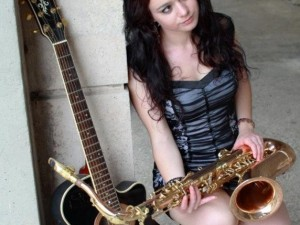 Wedding Guitar Saxophonist Hire