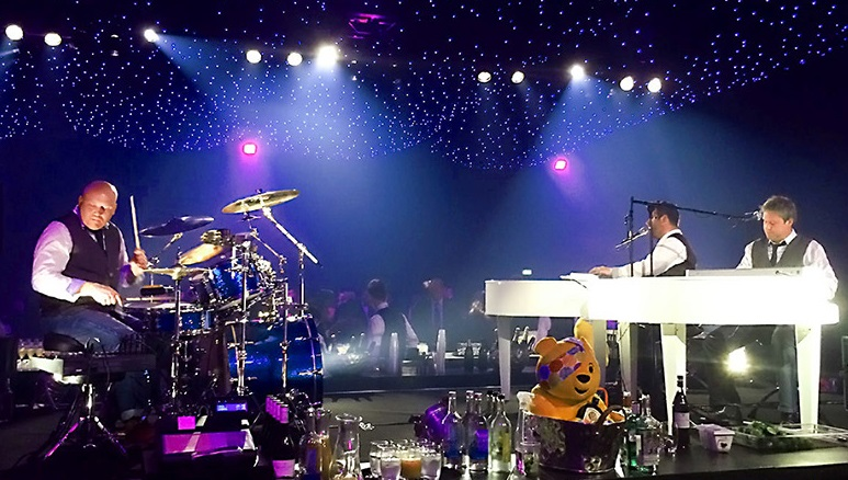 duelling pianos Corporate
