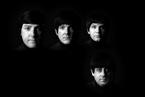 Beatles Merseys