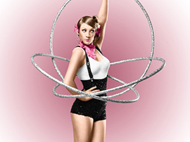Hula Hoop Dancers for Hire