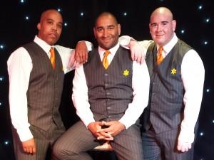 Gilettes Trio