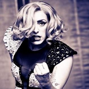 Lady Gaga Donna Tribute