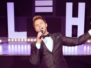 hire a michael buble tribute uk