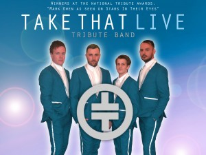 Take That tribute band