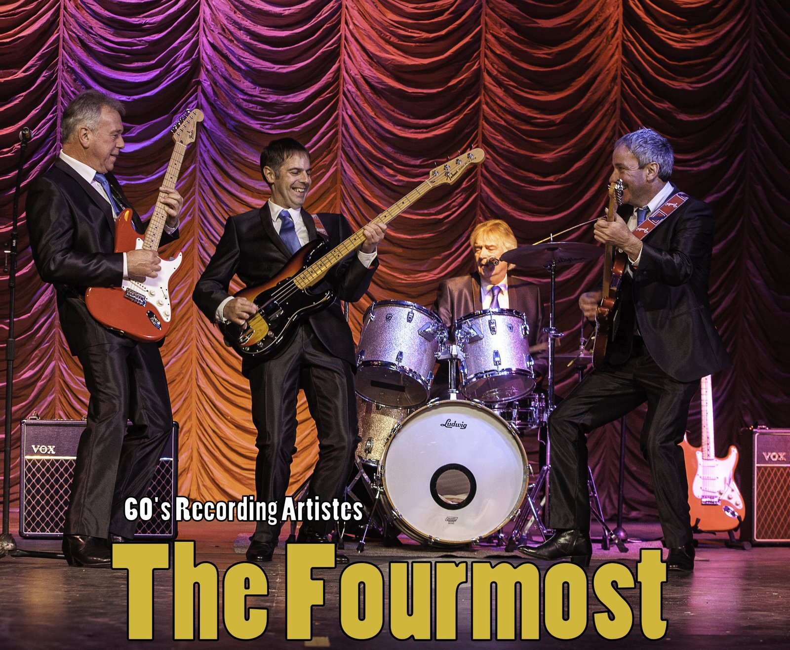 Fourmost 60s Band