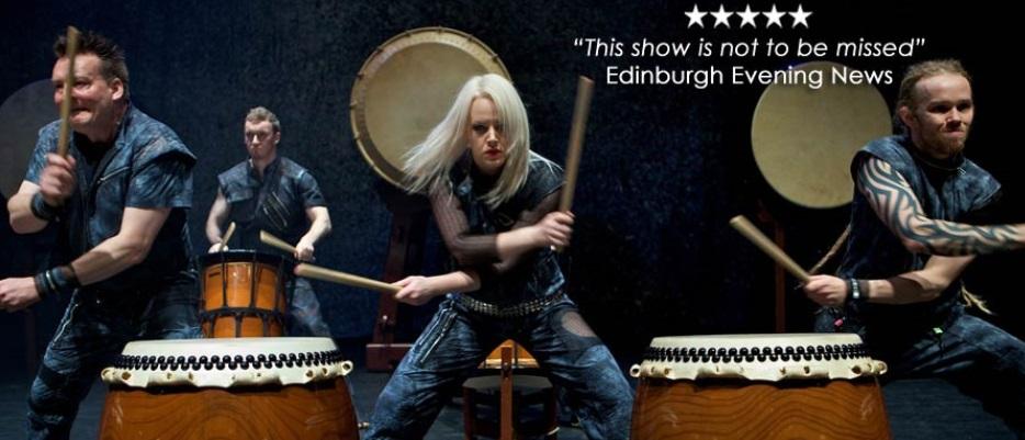 Taiko Drummers 2