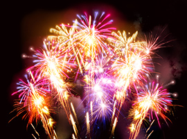 Firework Display hire