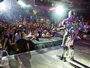 Robot Hire for events