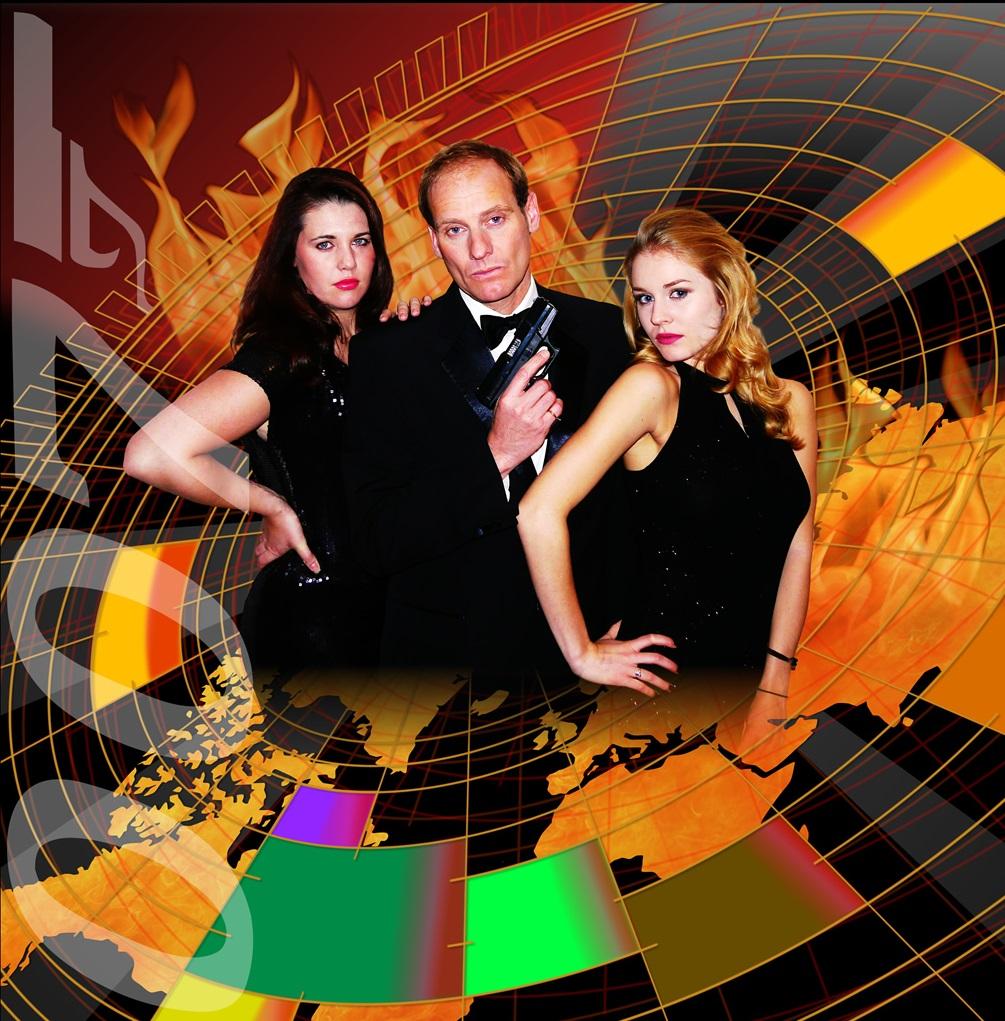 James Bond Tribute Poster - Copy