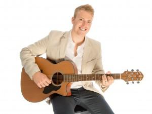 George wedding guitarist