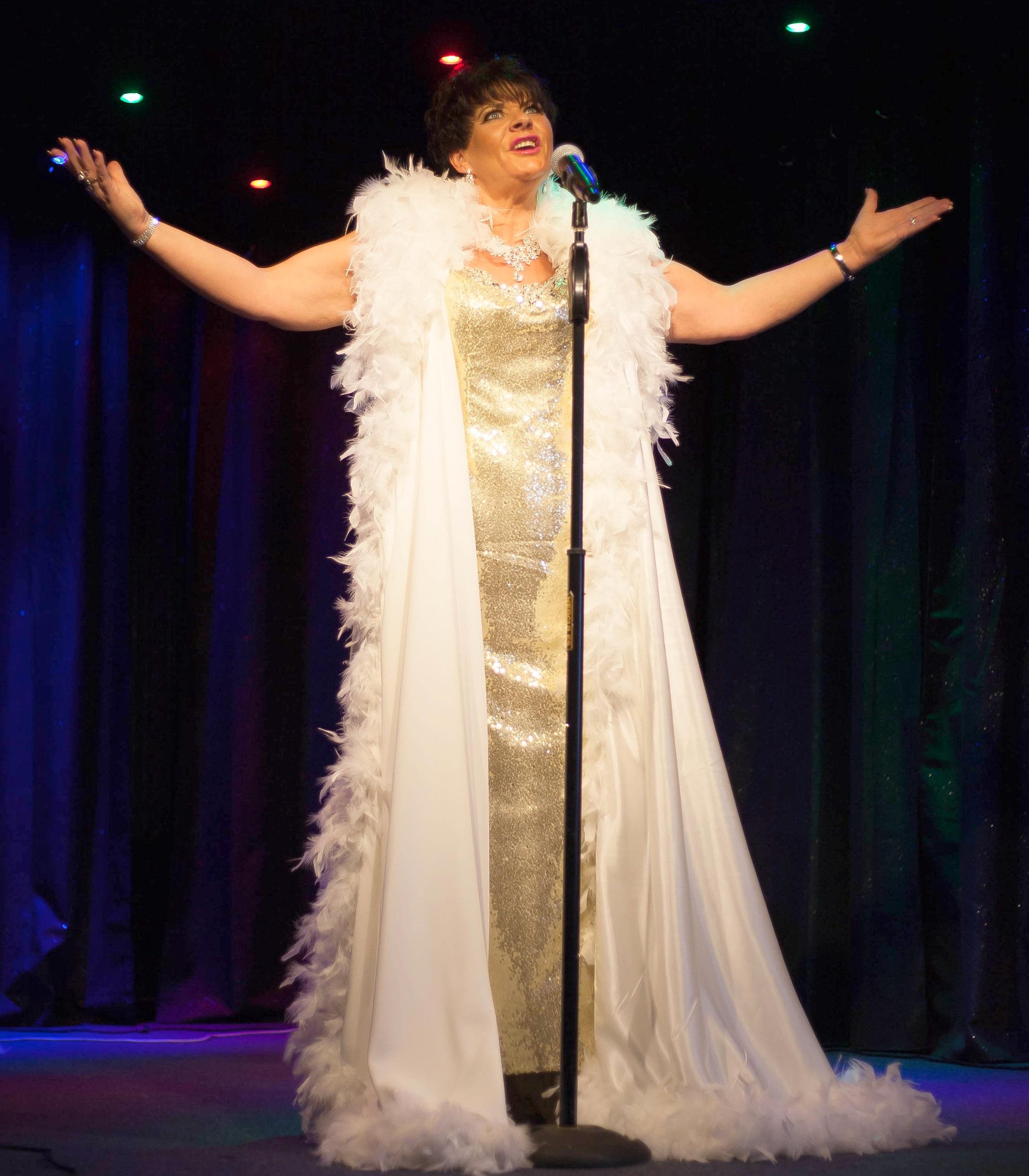 Shirley Basses Tribute Artist