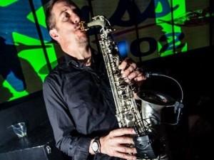 Modern Saxophonist hire