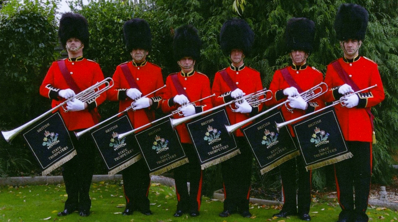 British State Trumpeters