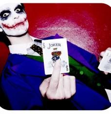 David Burgess Halloween Magician