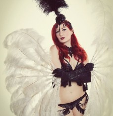 Ginger Burlesque