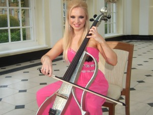 Electric Cellist hire