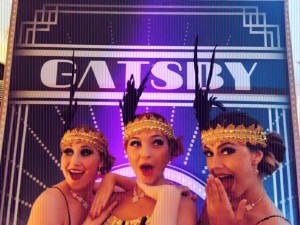 Gatesby Theme Dancers