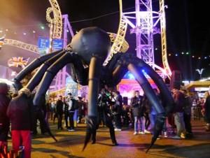 Arachnobot hire