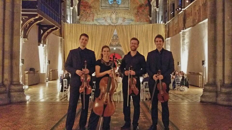 Erskine String Quartet