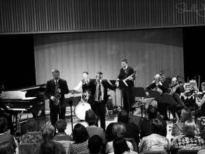 Big Band Swing Singer Hire