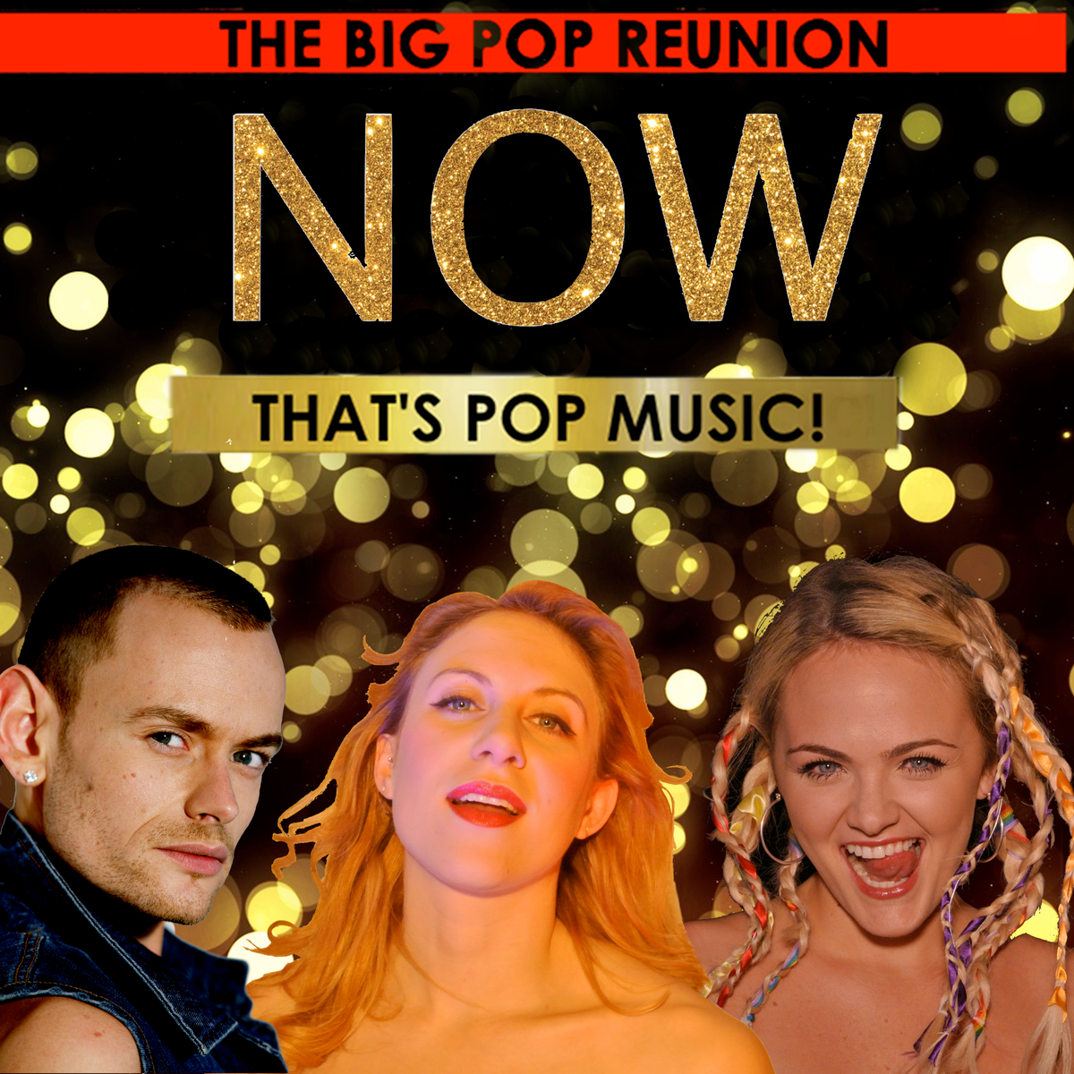 90s pop reunion tribute