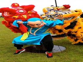Chinese Budda Character