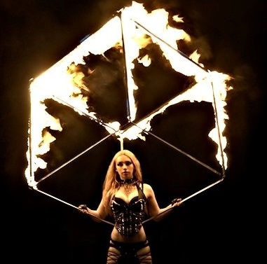 Gem Dee Fire Cube crop