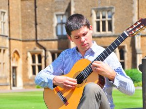classical guitarist for hire