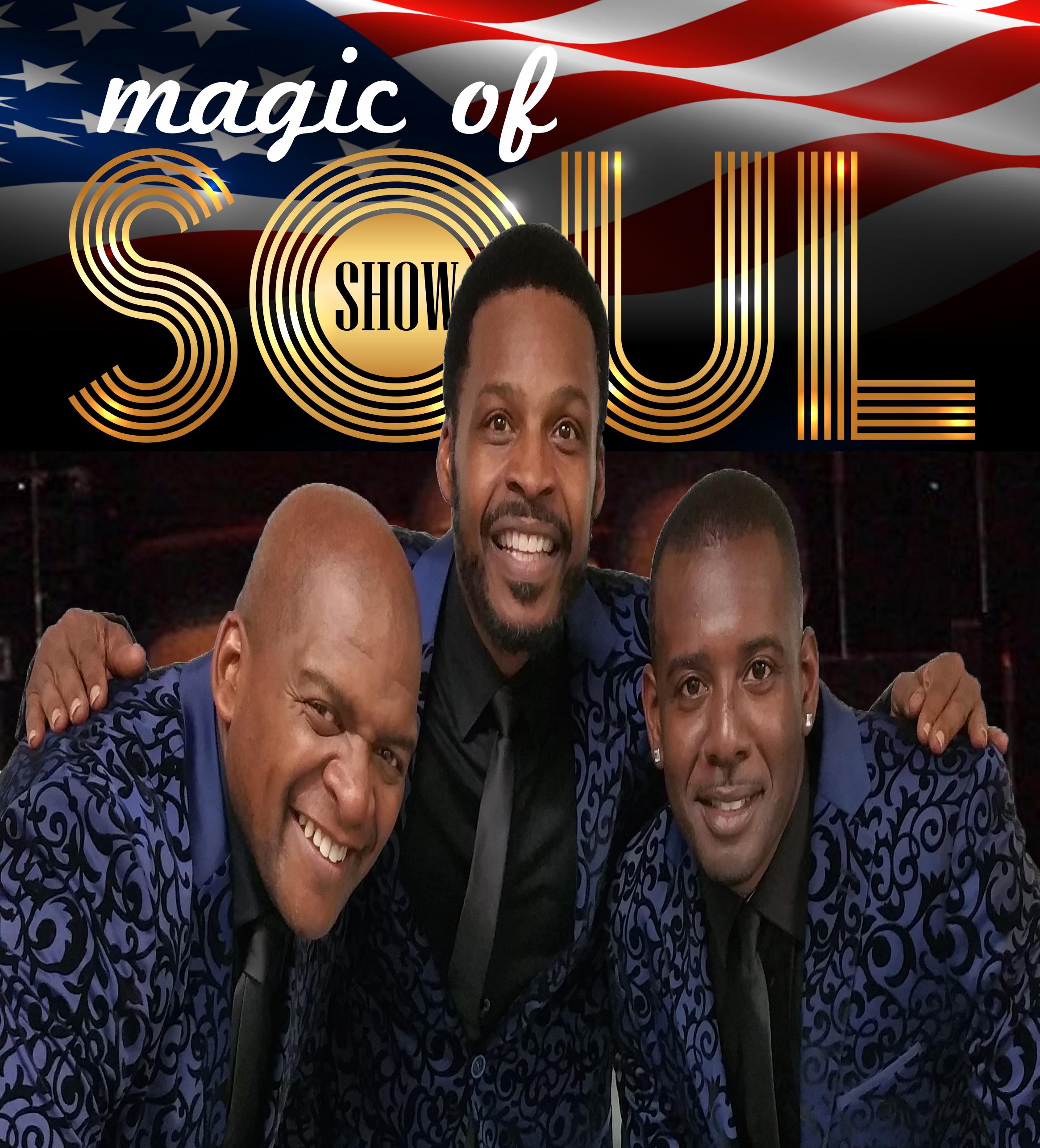 magic of soul trio