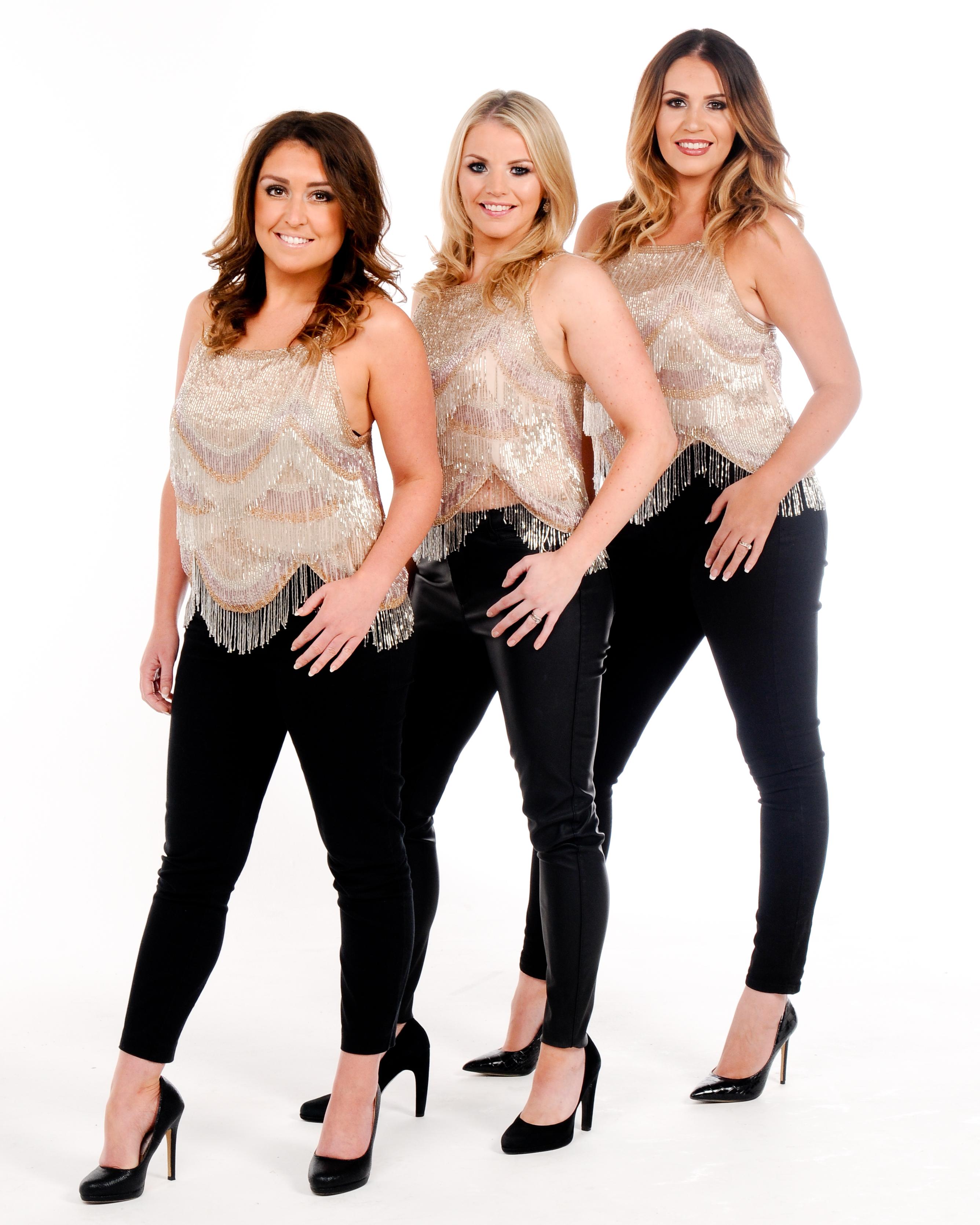 Absolute Divas Trio show