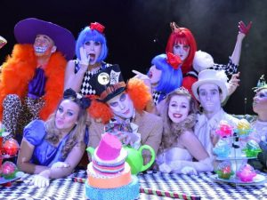 alice in wonderland cabaret show