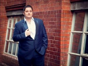 Kieran Sutcliffe Vocalist
