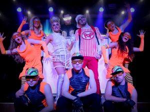 modern dance theme show