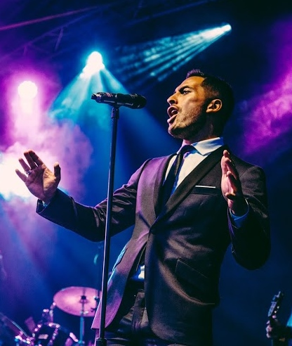 swing singer london Britains Got Talent